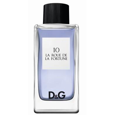 Dolce&Gabbana 10 La Roue De La Fortune аромат