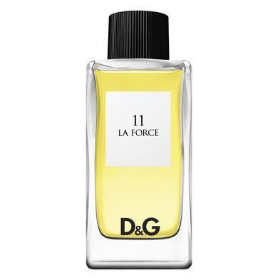 Dolce&Gabbana 11 La Force аромат