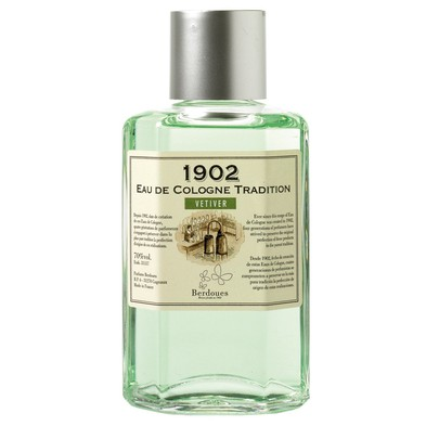 Berdoues 1902 Vetiver аромат