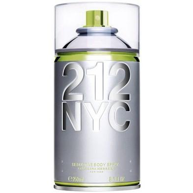 Carolina Herrera 212 NYC Body Spray аромат