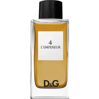 Dolce&Gabbana 4 L'Empereur аромат
