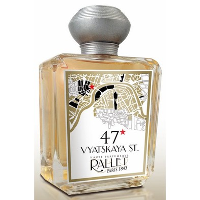 Rallet 47* Vyatskaya St. аромат