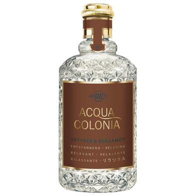 4711 Acqua Colonia Vetyver & Bergamot аромат
