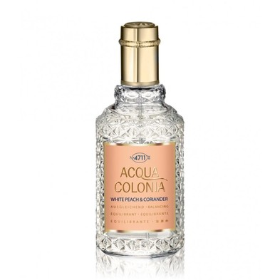 4711 Acqua Colonia White Peach & Coriander аромат