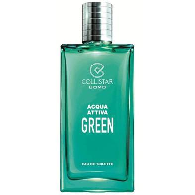 Collistar Acqua Attiva Green аромат