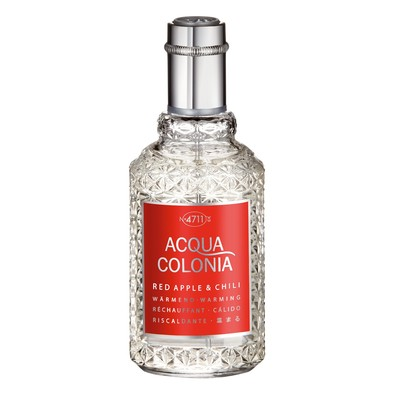 4711 Acqua Colonia Red Apple & Chili аромат