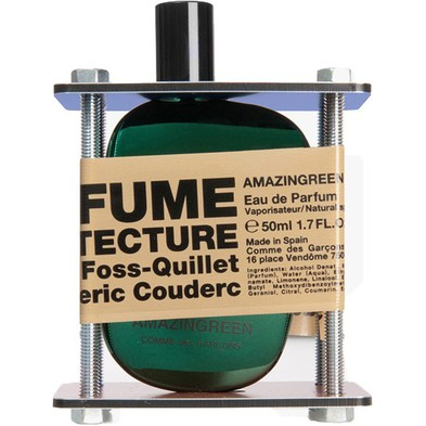 Comme des Garcons Amazingreen Perfume Architecture 2013 аромат