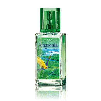Oriflame Amazonia for Her аромат