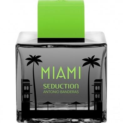 Antonio Banderas Miami Seduction In Black аромат