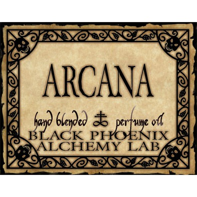 Black Phoenix Alchemy Lab Arcana аромат
