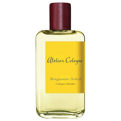 Atelier Cologne Bergamote Soleil аромат