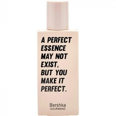 Bershka A Perfect Essence May Not Exist, But You Make It Perfect. аромат