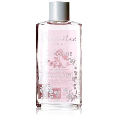 Bien Etre Eau De Cologne Rose Geranium Ylang аромат
