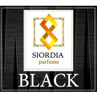 Siordia Parfums Black аромат