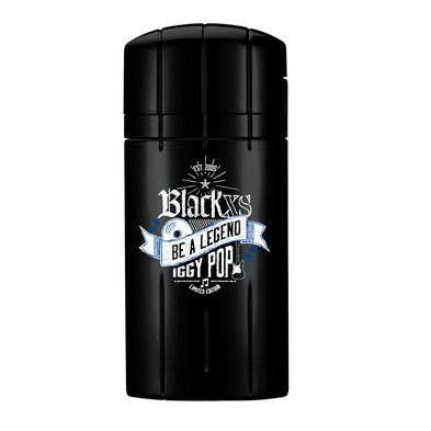 Paco Rabanne Black XS Be a Legend Iggy Pop аромат