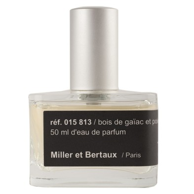 Miller et Bertaux Bois de Gaïac et Poire аромат