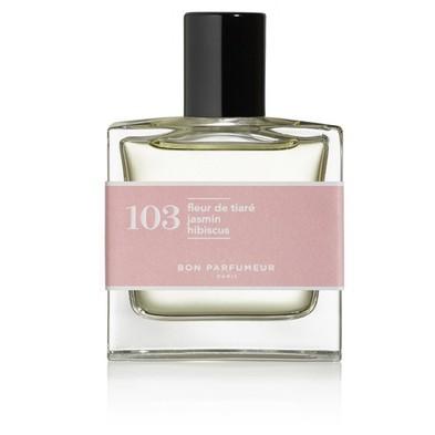 Bon Parfumeur 103 Fleur De Tiaré Jasmin Hibiscus аромат