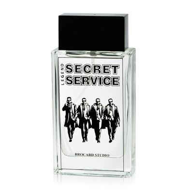 Brocard Secret Service Legend аромат