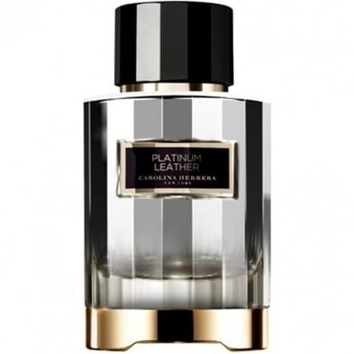 Carolina Herrera Platinum Leather аромат