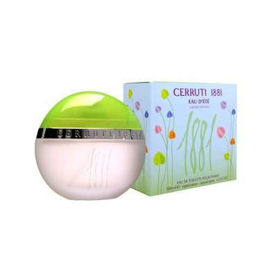 Cerruti 1881 Eau d'Ete Limited 2005 аромат