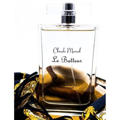 Claude Marsal Parfums Le Batteur аромат