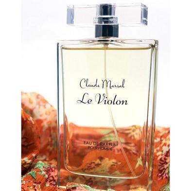 Claude Marsal Parfums Le Violon аромат