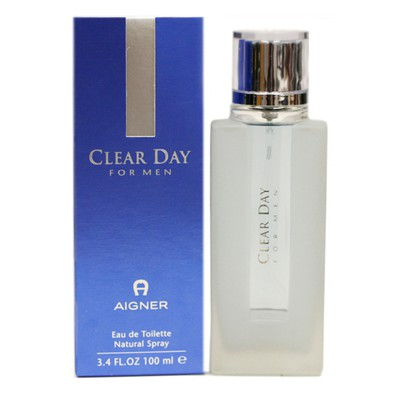 Aigner Clear Day for Men аромат