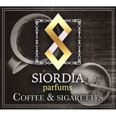 Siordia Parfums Coffee and Sigarettes аромат