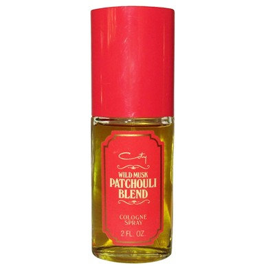 Coty Wild Musk Patchouli Blend аромат