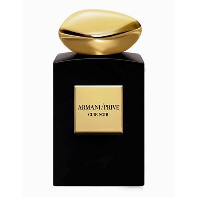 Armani Cuir Noir аромат