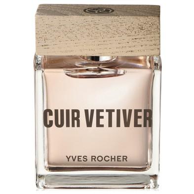 Yves Rocher Cuir Vetiver аромат