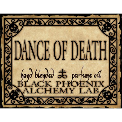 Black Phoenix Alchemy Lab Dance of Death аромат