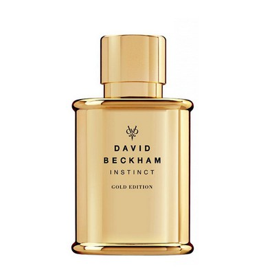 David Beckham Instinct Gold Edition аромат