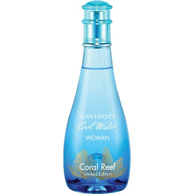 Davidoff Cool Water Woman Coral Reef аромат