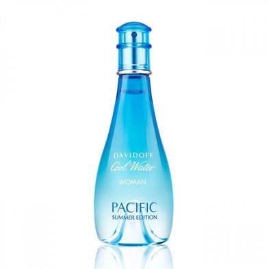 Davidoff Cool Water Woman Pacific Summer Edition аромат