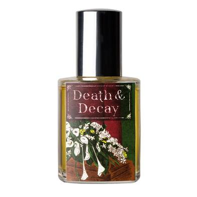 Lush Death & Decay аромат