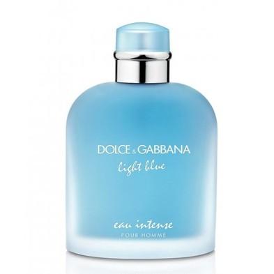 Dolce&Gabbana Light Blue Pour Homme Eau Intense аромат
