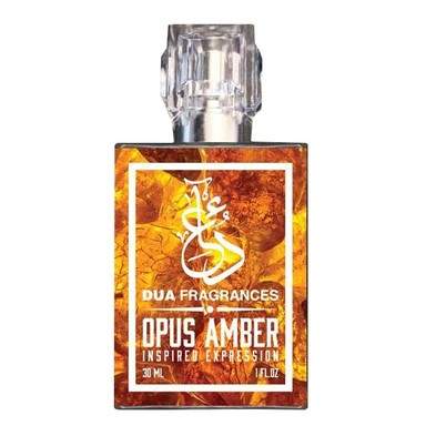 Dua Fragrances Opus Amber аромат