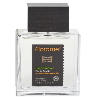 Florame Esprit Vetiver аромат