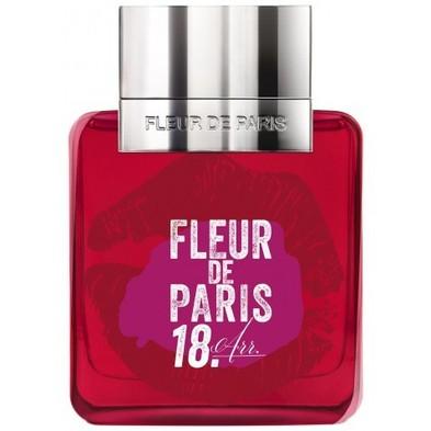 Fleur de Paris 18. Arrondissement аромат