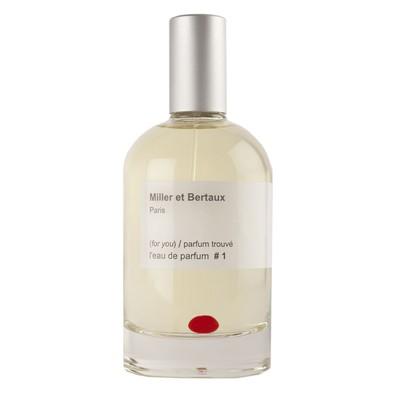 Miller et Bertaux (for you) / Parfum Trouvé #1 аромат