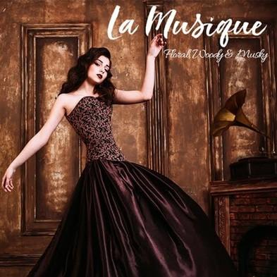 Claude Marsal Parfums La Musique аромат