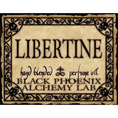 Black Phoenix Alchemy Lab Libertine аромат