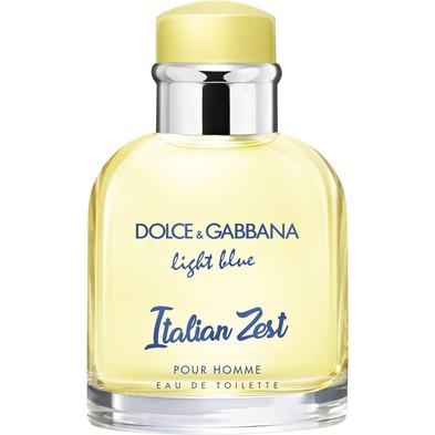 Dolce&Gabbana Light Blue Pour Homme Italian Zest аромат