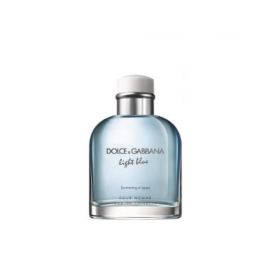 Dolce&Gabbana Light Blue Pour Homme Swimming in Lipari аромат