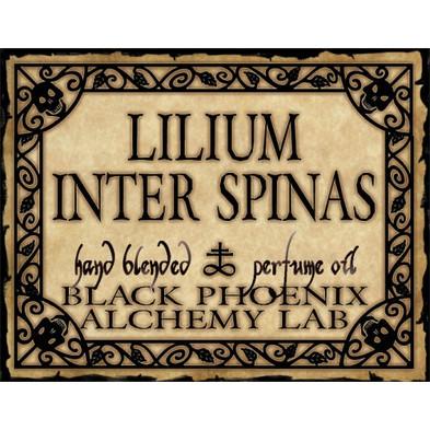 Black Phoenix Alchemy Lab Lilium Inter Spinas аромат