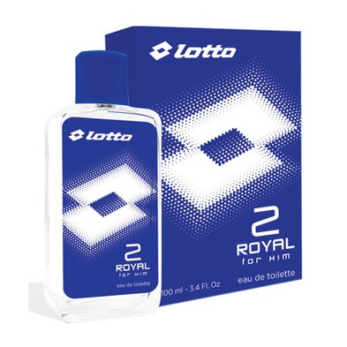 Lotto 2 Royal for Him аромат