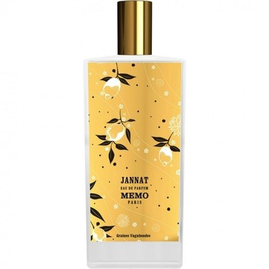 Memo Jannat 2018 аромат