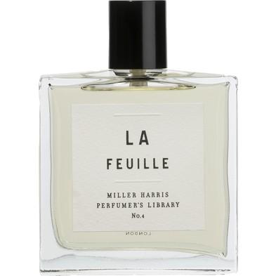 Miller Harris Perfumer's Library No.4 La Feuille аромат