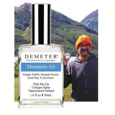 Demeter Mountain Air аромат